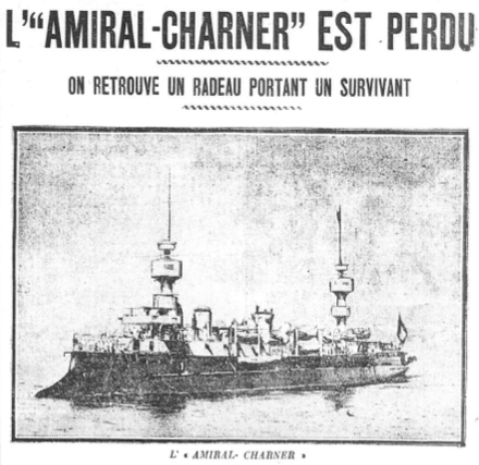 Ouest-Eclair, 15 février 1916